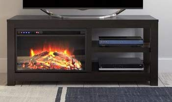 Amazon Com Tv Stand With Fireplace Space Heaters For Indoor
