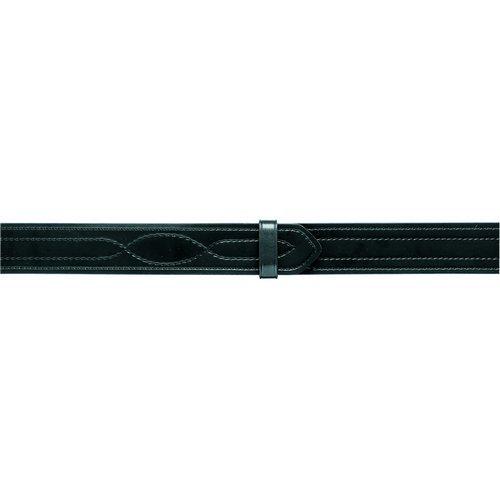 Belt Gloss Duty Lined (Safariland 94 Duty Belt From Safariland Buckleless Duty Belt (High Gloss Black, Size 34))