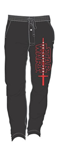 Star Wars The Last Jedi Movie Logo Pajama Sleep Pants New Licensed