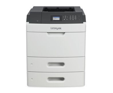 A4 Duplex Usb - Lexmark MS811dtn - Printer - B/W - Duplex - laser - Legal, A4 - 1200 dpi - 63 ppm - 1200 sheets