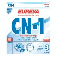 - 61980 Style Cn-1 Disposable Dust Bags - (3 Bags Per Pack)