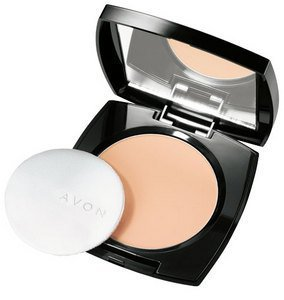 Avon Ideal Flawless Pressed Powder - Fawn G303 by Avon