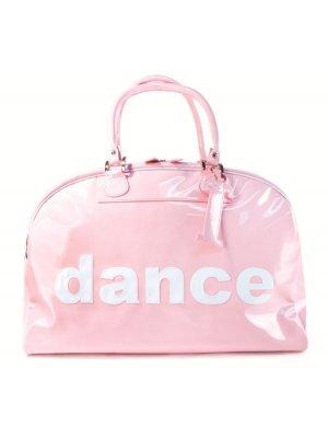 Amazon.com: Grande Rosa Claro schlepp bolsa – danza: Beauty