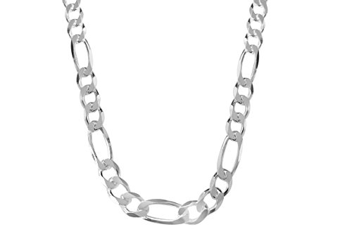 22in Figaro Chain - 8