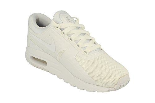 Nike Air Max Zero Essential GS Running Trainers 881224 Sneakers Shoes (UK 3 US 3.5Y EU 35.5, White Wolf Grey 100) by Nike (Image #3)