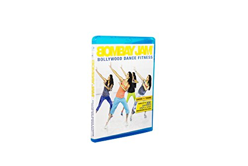 Bombay Jam® Bollywood Dance Workout - Blu Ray