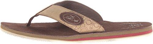 Cobian Men's Mike Doyle Legends Tan Sandal 10 D (M)