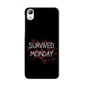 Cover It Up - Monday Survivor Desire 826 Hard Case