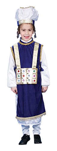 Jewish High Priest Costume Set
