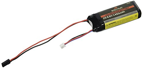 Spektrum 1450mAh 2S 6.6V Li-Fe Receiver Battery