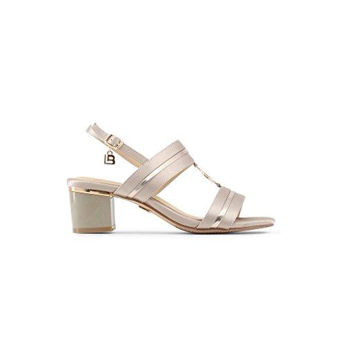Laura Biagiotti SandalsWomen Bronze 0F3sQABoFP