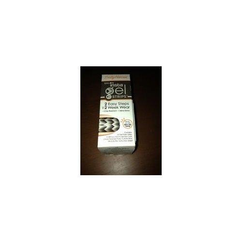 - Ziggy Zaggy 520 Sally Hansen Salon Insta Gel Strips 1 package