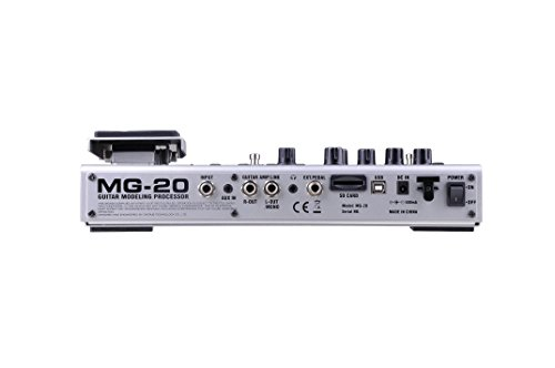 NUX-MG-20-Electric-Guitar-Multi-effects-Processor-with-Drum-machine-Looper-Function-Expression-pedal-Metal-Shell