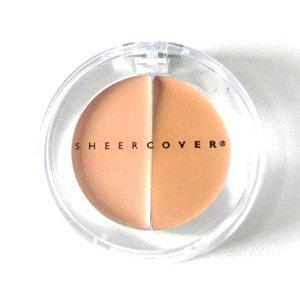 SHEERCOVER Duo Concealer Light/Medium