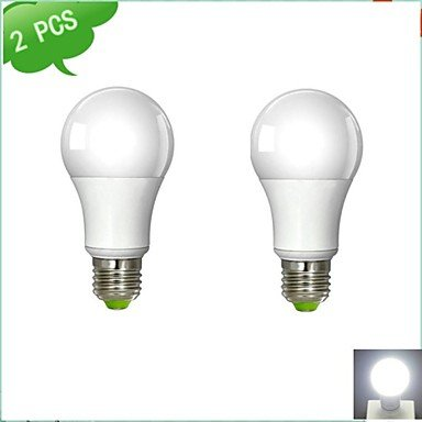 A60 E27 10 W (=incaico 75 W) CRI>80 LED de pinchos