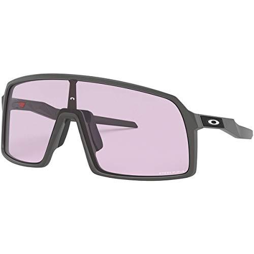 Oakley Men's Sutro A Sunglasses,OS,Matte Dark Grey/Pink (Oakley Brillen Günstig)