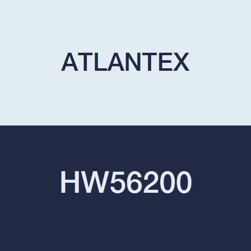 ATLANTEX HW56200 Heavy Wall Fiberglass Sleeving, Dash Size-56, 1000 Degree F Continuous Exposure, 3 1/2