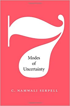 Seven Modes of Uncertainty