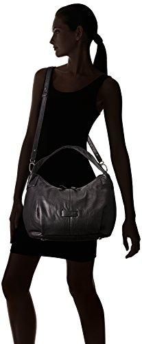 Liebeskind Aurora Handtasche Shopper Schultertasche schwarz - 43x30x10 cm (B x H x T)