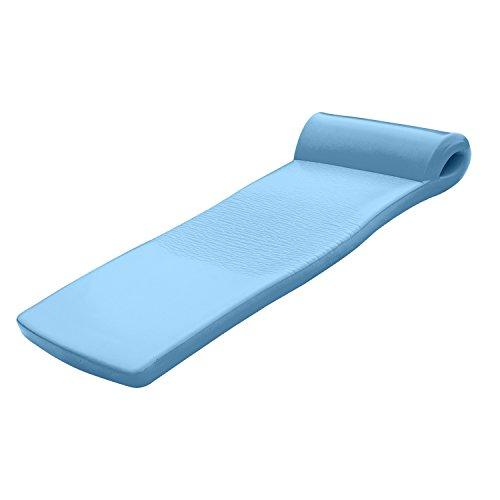 (TRC Recreation Ultra Sunsation Pool Float, Metallic Blue)