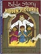 Book Bible Story Hidden Pictures: Coloring and Activity Book: 2