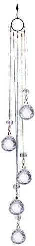 Crystals Suncatcher Hanging Ornament Decoration product image