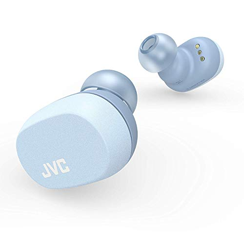 JVC Truly Wireless Stereo Earphone (Sax Blue) HA-LC50BT-A【Japan Domestic Genuine Products】【Ships from Japan】