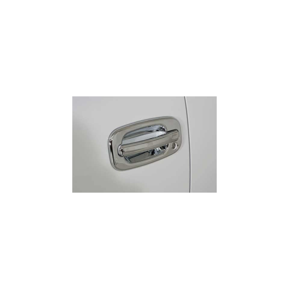 Chrome Tailgate Cover Chevy/GMC Subaru/Subur/Yukon