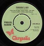 THE PIPER'S TUNE / PANDORA'S BOX (45/7