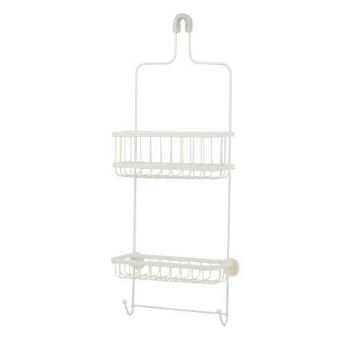 Honey Can Do BTH 03298 Hanging Shower Organizer