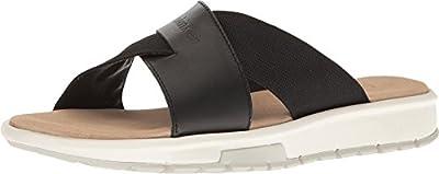 Calvin Klein Men's Palmiro Nappa Flat Sandal