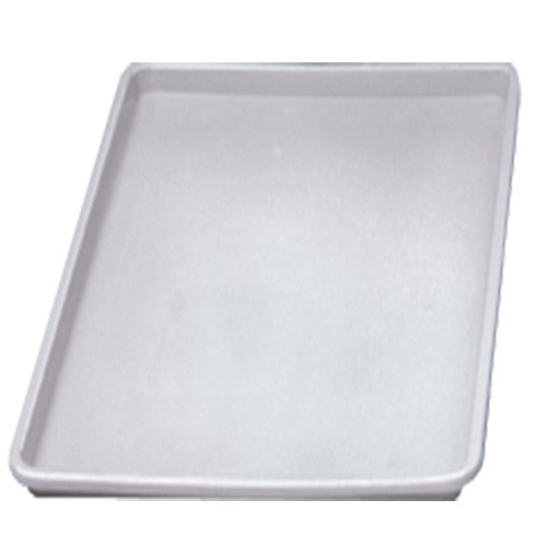 Winholt WHP-1826WH Platters and Trays, 18'' x 26'' x 1'' Size, White , (Pack of 24) by Win-Holt