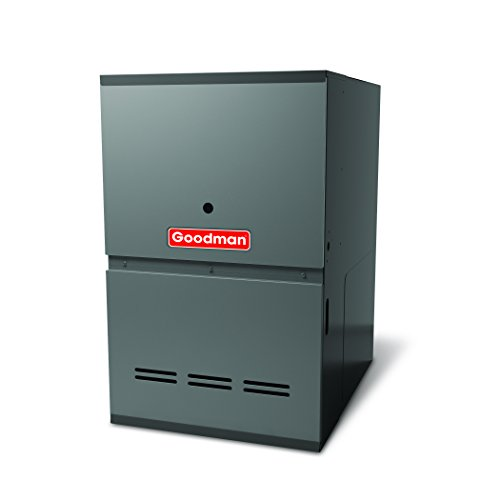Goodman GDH80804BN 80,000 BTU Furnace, 80% Efficiency, 2-Stage Burner, 1,600 CFM Multi-Speed Blower, Dedicated Downflow Application