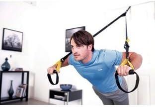 TRX entrenamiento por suspensión cuello multiusos para ...