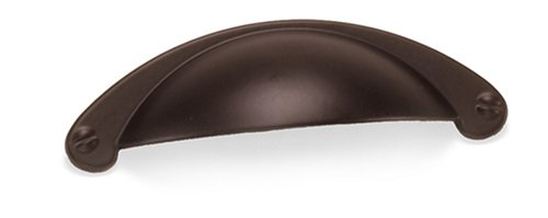 Laurey 52366 Nantucket 2-1/2-Inch Cup Pull, Oil Rubbed Bronze
