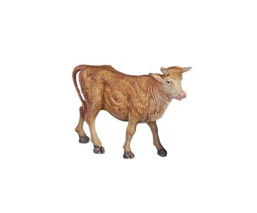 - Fontanini Standing Ox * Nativity Village Collectible 52430