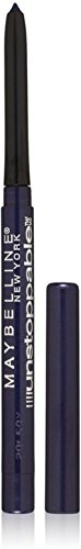 Maybelline New York Unstoppable Waterproof Eyeliner, Sapphire 708 0.01 oz Pack of 4