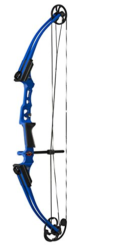 Genesis Mini Bow, Right Handed, Blue - Genesis Blue Bows