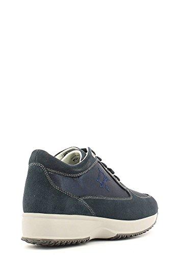 Lumberjack SW01305-001 Sneakers Damen Spaltleder Blau 37