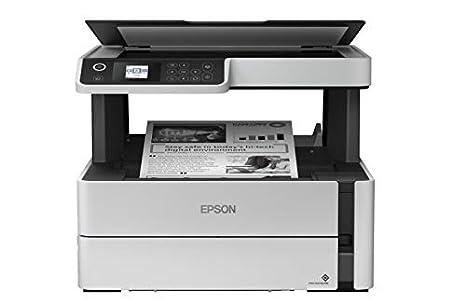 Epson EcoTank ET-M2170 Inyección de Tinta 39 ppm A4 WiFi - Impresora multifunción (Inyección de Tinta, Impresión en Blanco y Negro, 250 Hojas, A4, ...