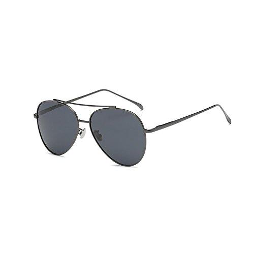 2 Unisex Polarizadas YQ Moda Gafas Retro Plano Conducción Sol QY De 2 De Color Gafas Xvrw6xpnv