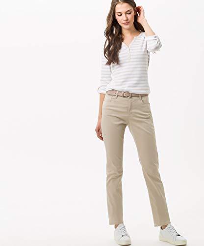 Beige beige Brax Five Uni Premium Mujer 54 Sport Pantalones City Pocket Para 7qBzv7xn
