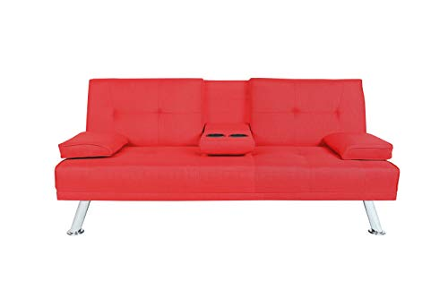 red couch - 2