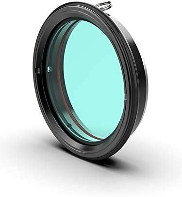 Divepro F01C Ambient Light Filter Cyan for Underwater Video Lights