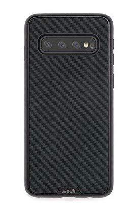 new arrival 6913e 94a2c MOUS Samsung Galaxy S10+ Plus Case - Carbon Fiber - Limitless 2.0