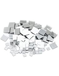 Mosaic Mercantile Mirrortile Square Assorted Mirror Tile, 50 ...