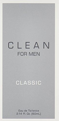 CLEAN-Eau-de-Toilette-for-Men-Classic-200-Grams