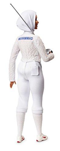 Barbie Ibtihaj Muhammad Doll by Barbie (Image #3)