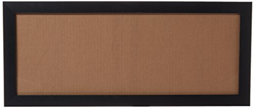 ArtToFrames Satin Black Picture 2WOMFRBW26079 8x28