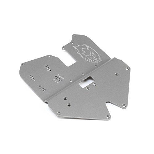 Losi Mid Plate, Chassis: LST 3XL-E, LOS241024 ()